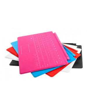 Microsoft Surface Touch Cover, QWERTY Pink - 1561 Model